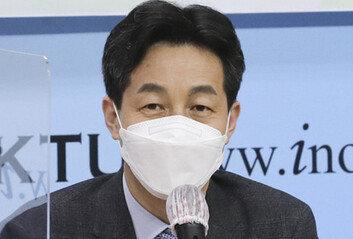 """윤건영 """"청문회 손봐야일론 머스크·빌게이츠도 장관 못해"""""""