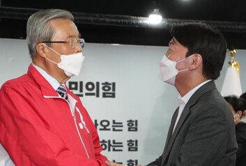 """김종인 """"안철수 향한 독설? 나를 먼저 건드렸다"""""""