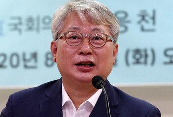 """조응천 """"김오수, 괜찮은 후배지만 그간 보여준 모습은…"""""""