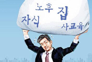 """""""부모 적정 사망연령 63세?"""" 괴담까지…노후 최대 리스크는 자식인가"""