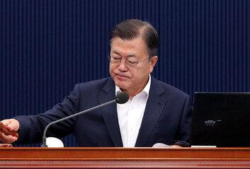 [속보] 文, '임·박·노' 임명 강행 의지…청문보고서 재송부 요청