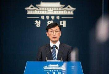 """靑정책실장 """"한미 백신 파트너십,정상회담서 논의"""""""