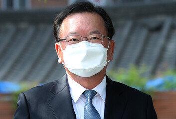文 대통령, 김부겸 국무총리 임명안 재가…오늘부터 임기