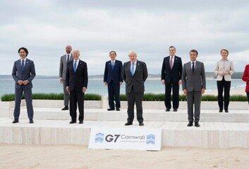 """G7, 中 '일대일로' 견제 논의 """"마셜플랜 넘어서는 규모"""""""