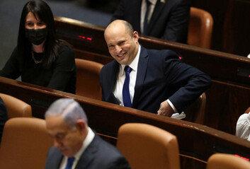 이스라엘 12년 만 정권교체…새 총리 앞길 험로 예고