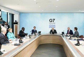 """수위조절 나선 유럽 정상들 """"중국은 파트너"""" """"G7, 반중클럽 아냐"""""""