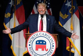 """트럼프, '대선 뒤집기' 압박에 법무부 """"완전히 미쳤다"""" 퇴짜"""