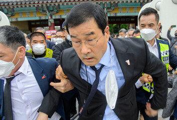 """""""부끄럽고 참담하다"""" 광주 시민에 사죄한 5·18단체"""