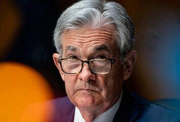 """빨라진 금리인상 시계 美 FOMC """"2023년 말까지 2번 올린다"""""""