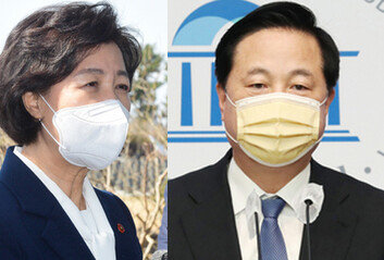 추미애-김두관도 '與 대선 경쟁' 합류 벌써 9인 '경선 링'