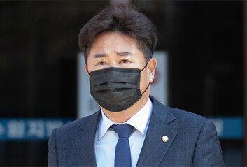[속보]'선거법 위반' 이규민 당선무효형항소심 벌금 300만원 선고