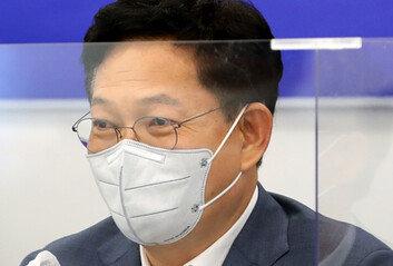 """'원칙' 지킨 송영길 """"경선 룰 만든 이해찬 자문 구했다"""""""