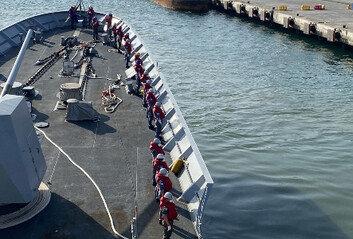 [단독] 청해부대에 항원키트 대신항체키트만 1900개 챙겨준 해군