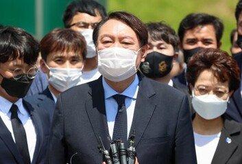 윤석열의 '국민 캠프' 野 전직 의원 5명 합류