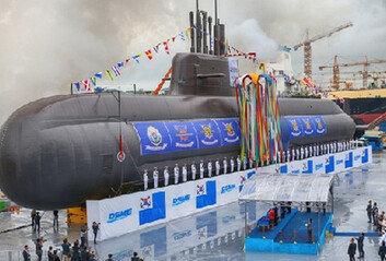 [단독]SLBM 탑재될 첫 3000t급잠수함 취역 또 연기