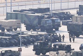 남북통신선 복원에 8월 한미훈련 대폭축소·중단 가능성