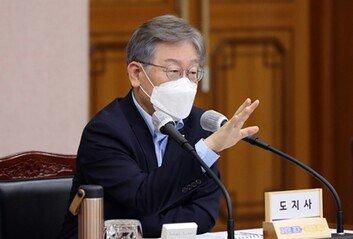'원팀협약식' 한다면서… 이재명-이낙연, 탄핵·지역주의 공방 격화