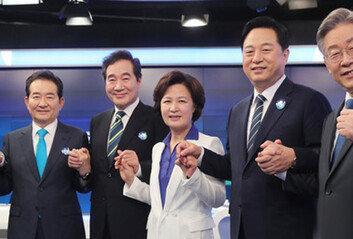 이중플레이·호남 불가론·패륜·무능물고 물리는 낙인찍기 '프레임' 전쟁