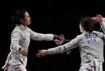 여자 사브르 단체전, 사상 첫 동메달펜싱 단체전 메달만 4개