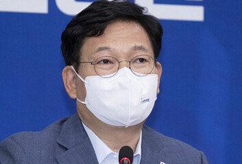 """송영길 """"개성공단에 맥도날드 열자北을 제2 베트남으로"""""""