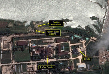 北, 영변 우라늄 농축시설 확장 공사핵무기용 25% 증산 가능
