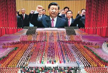 """中 톱스타 줄줄이 대형 스캔들 """"시진핑식 문화대혁명"""