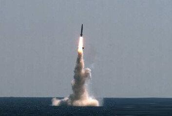 """北 """"남측 SLBM 효과적 공격수단될 수 없어… 속내 주시"""""""