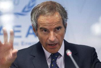 """그로시 IAEA 사무총장 """"북한 핵 개발, 전력 질주"""""""