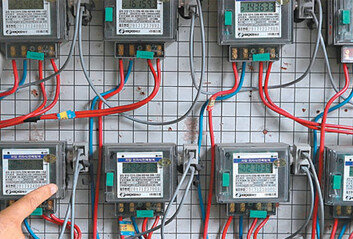 전기요금 8년만에 인상4인 가구 月최대 1050원 더 낸다
