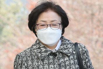 '환경부 블랙리스트' 김은경 前장관, 항소심도 징역 2년 실형
