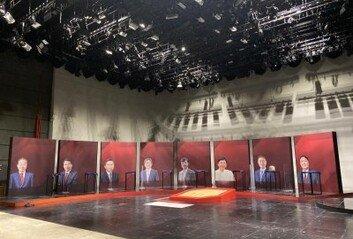 국민의힘 3차 TV 토론회 오늘 밤 9시 채널A·유튜브서 중계