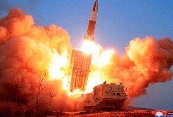 北, 극초음속 미사일 시험? 속도-궤도 등 기존과 달라