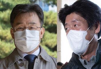김만배, 영장 기각 6일 만에 檢 재소환…'석방' 남욱도 출석