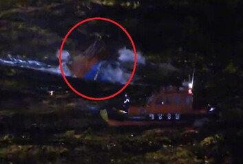 독도 사고 선박 조타실서 1명 숨진 채 발견…2명 구조