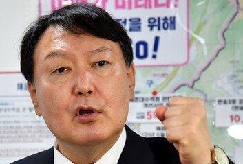 """윤석열, '전두환 발언' 이틀 만에 유감 표명…원희룡 """"민심 험악"""""""