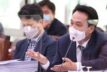 """與 안민석 의원 """"남욱 처남, 비서로 근무신의 장난인가 싶어"""""""