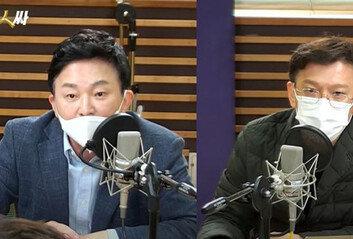"""원희룡 """"'소시오패스', 사과 안 해"""" vs 현근택 """"법적 조치""""…고성 오가"""