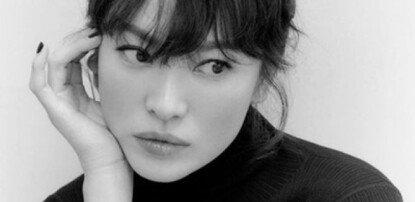 송혜교, 재결합설 이후…감탄 나오는 미모