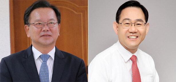 김부겸 41.3%-주호영 38.3%적극 투표층선 金 41.0%-朱 43.4%