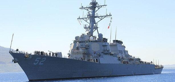 美 7함대 군함 대만해협 통과中, 군함·전투함 파견해 맞대응