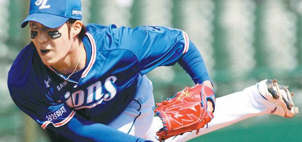 15년 전 점찍었던 야구신동,삼성의 희망으로