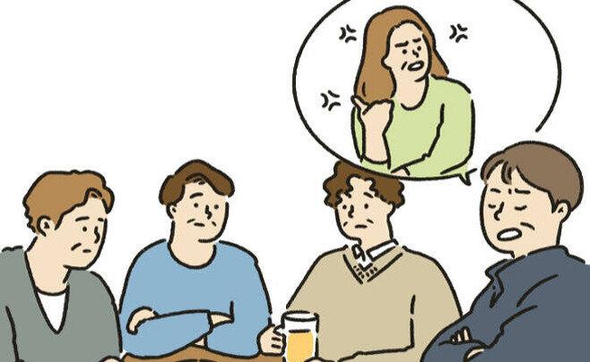 밖에 나가서 남편 욕, 아내 욕하는 사람들 공통점