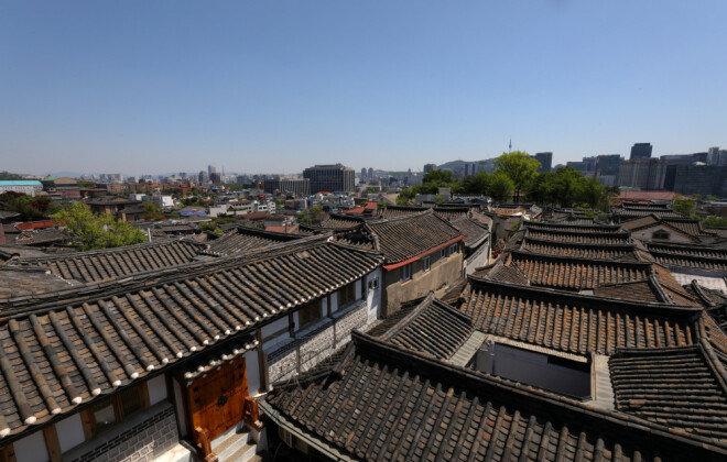 서울 종로구 북촌 한옥마을. [뉴스1]