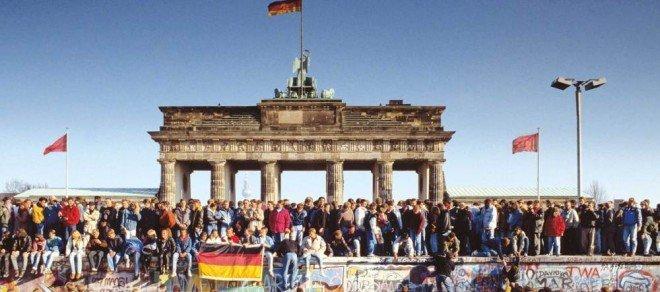 독일 통일의 상징인 브란덴부르크 문. [랑에운트 죄네 홈페이지]