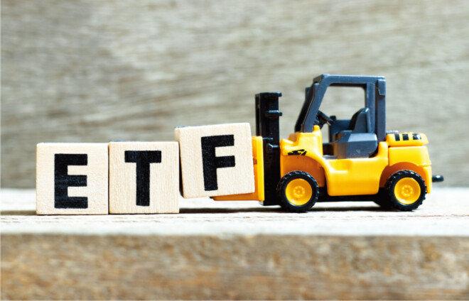 안전한 투자를 원한다면 수수료가 저렴한 ETF(상장지수펀드)를 추천한다. [GETTYIMAGES]