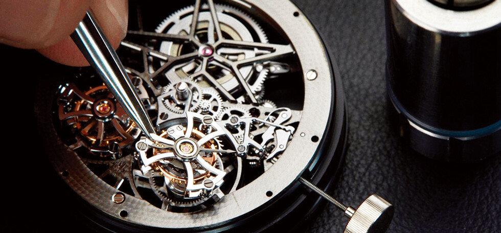우주의 기운을 담은 명품 시계 ASMR 클래스