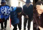 아내에 꽃다발 선물한 97세 로맨티시스트…'사랑꾼♥' 눈빛