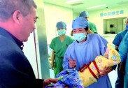 67세 할머니 최고령으로 아이 출산, '하늘이 주신 선물!'