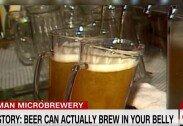 음주단속에 걸린 남성, 알고보니 체내서 알코올 자동 생성?