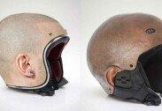 인간의 두피를 그대로 재현해 헬멧 만든 아티스트 '화제'